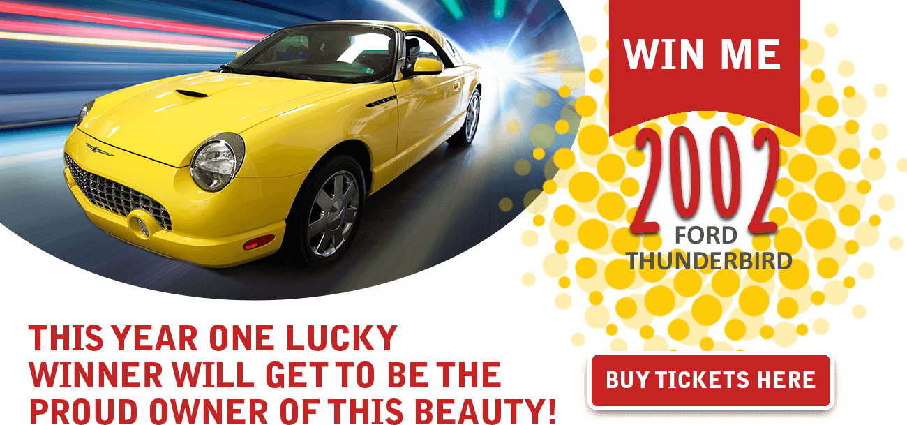 Win a Thunderbird